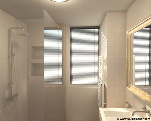 Badkamer ontwerp waddinxveen interieur projecten studio jasper